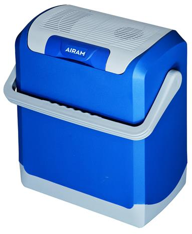 Airam Cool 14, kylmä/lämpölaukku 12 V