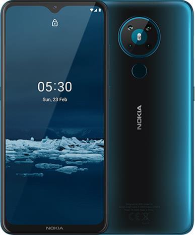 Nokia 5.3 64GB 4GB RAM, puhelin