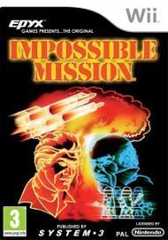 Impossible Mission, Nintendo Switch -peli