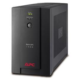 APC Back-UPS BX1400UI-GR 1400VA, UPS-laite