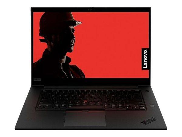 """Lenovo ThinkPad P1 20QT007QMX (Core i7-9850H, 32 GB, 1000 GB SSD, 15,6"""", Win 10 Pro), kannettava tietokone"""