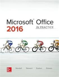 Microsoft Office 2016: In Practice (Randy Nordell), kirja
