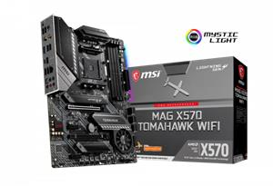MSI MAG X570 Tomahawk WIFI, emolevy