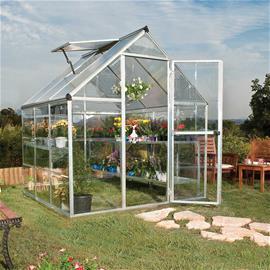 Palram Hybrid, kasvihuone 3,4 m²