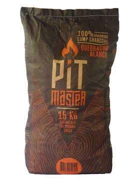 Pit Master Quebracho, grillihiili 15 kg