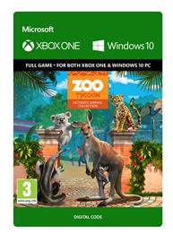 Zoo Tycoon Ultimate Animal Collection, Xbox One -peli