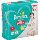 Pampers Housuvaippa 29 kpl Baby-Dry 7 15+kg