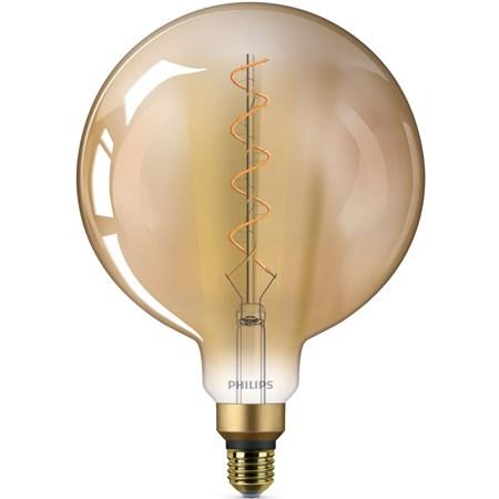 Philips LED E27 25W Flame Giant Globe