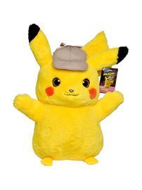 Pehmolelu: Detective Pikachu - Detective Pikachu (41cm) GADGET