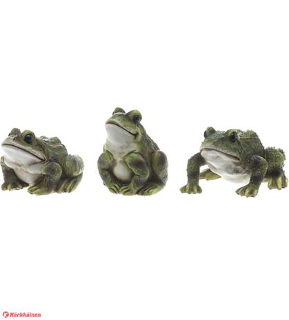 4lgarden sammakko mini koriste
