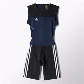 Adidas Clima Lite naisten painonnostotrikoot, sininen