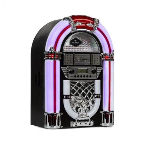Arizona -jukebox musta
