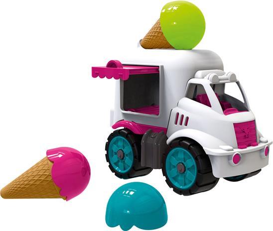 BIG Power-Worker Mini Jäätelöauto