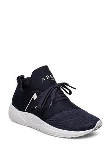 ARKK COPENHAGEN Raven Mesh S-E15 Midnight - Women Matalavartiset Sneakerit Tennarit Musta ARKK COPENHAGEN MIDNIGHT