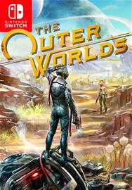 The Outer Worlds, Nintendo Switch -peli