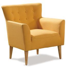 Nojatuoli Guyana, keltainen