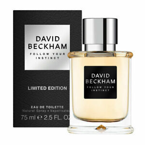 David Beckham Follow Your Instinct EDT miehelle 75 ml