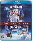 Frozen 1+2 (Blu-Ray), elokuva