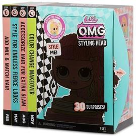 L.O.L. Surprise OMG Ultimate Makeover -kampauspää