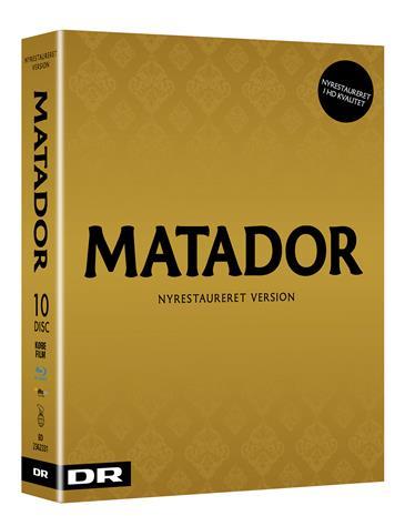 Matador - Complete Restored collection (Blu-Ray), TV-sarja
