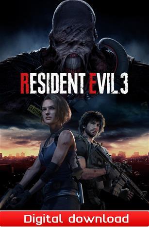 Resident Evil 3, PC -peli