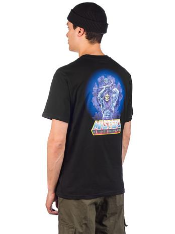 Element Masters Of The Universe Skeletor T-Shirt flint black Miehet