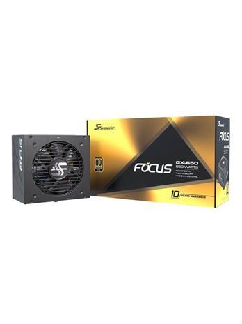Seasonic Focus GX-850 Gold, virtalähde