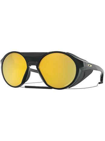 Oakley Clifden Matte Black prizm 24k polarized