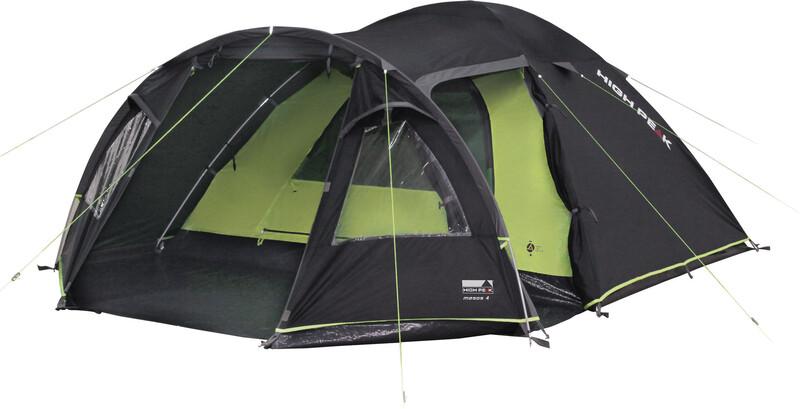 High Peak Mesos 4 teltta, dark grey/green