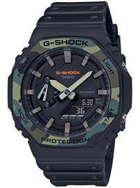 Casio G-Shock GA-2100SU-1AER Layered Bezel