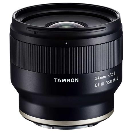 Tamron 24mm F/2.8 Di III OSD M1:2 (F051), objektiivi