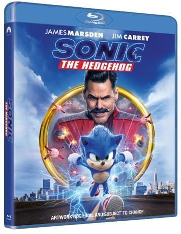 Sonic the Hedgehog (Blu-Ray), elokuva