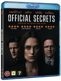 Official Secrets (2019, Blu-Ray), elokuva