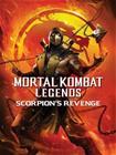 Mortal Kombat Legends: Scorpions Revenge (2020, Blu-Ray), elokuva