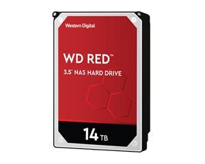 Western Digital Red (14 TB, SATA 6Gb/s) WD140EFFX, kovalevy