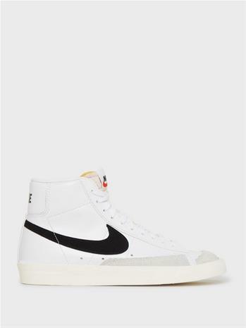 Nike Sportswear Blazer Mid '77 Vntg Sneakers White/Black, Miesten kengät