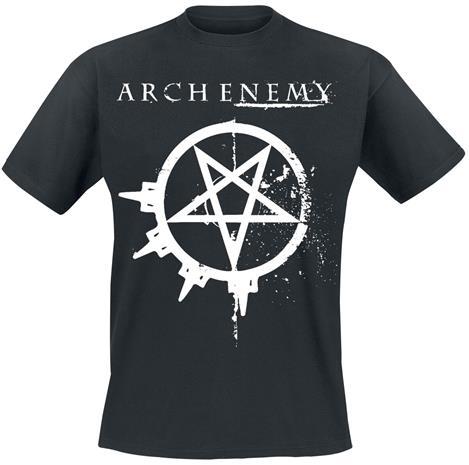 Arch Enemy - Pure Fucking Metal - T-paita - Miehet - Musta