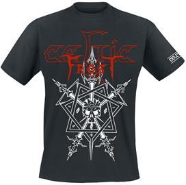 Celtic Frost - Morbid Tales - T-paita - Miehet - Musta