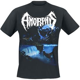 Amorphis - Tales From The Thousand Lakes - T-paita - Miehet - Musta