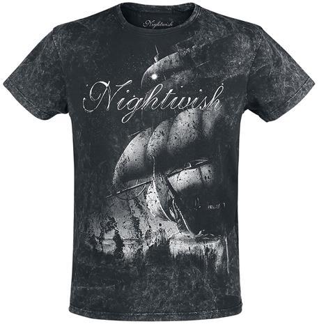 Nightwish - Woe To All - T-paita - Miehet - Musta