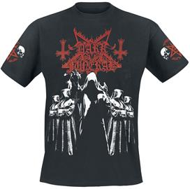 Dark Funeral - Shadow Monks - T-paita - Miehet - Musta