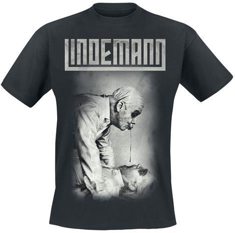 Lindemann - Bruderkuss - T-paita - Miehet - Musta