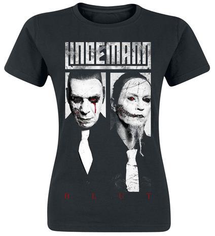Lindemann - Joker - T-paita - Naiset - Musta