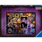 Palapeli 1000 Palaa Villainous: Ursula