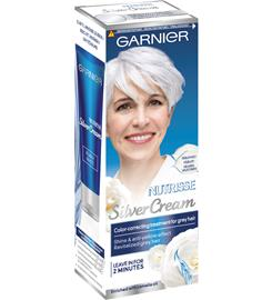 Garnier Hopeashampoo Nutrisse Silver Cream Pearly White