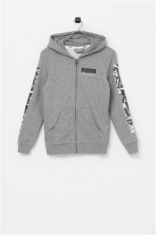Puma Huppari Alpha Hooded Jacket TR B