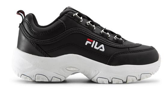 Fila J STRADA LOW BLACK, Lasten kengät