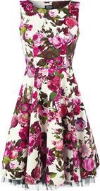 H&R London - Audrey 50's - Keskipitkä mekko - Naiset - Monivärinen