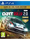 Dirt Rally 2.0 Game of the Year Edition, PS4 -peli