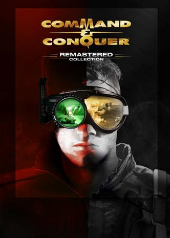 Command & Conquer Remastered Collection, PC -peli
